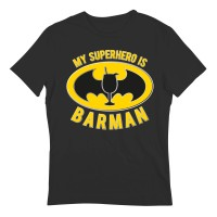 My Superhero is Barman